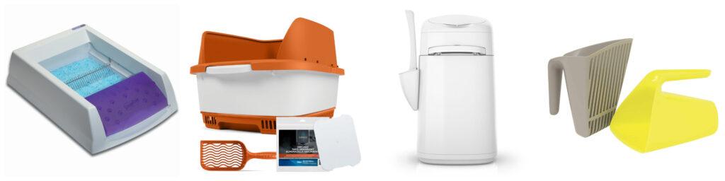 4 pet gadgets shown